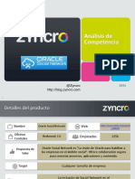 Zyncro vs OracleSRM