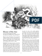FO4 - House of the Axe Lvl 4-10