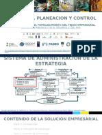 Estrategia Planeación y Control 4- Alineación Estrategia