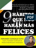 9 Hábitos Que Nos Harán Más Felices