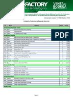 Pcfactory Lista Ventadebodega