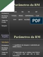 Aula 8 - Parametros Em RMN