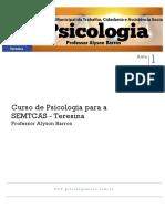 Prefeitura de Teresina - Psicologia
