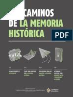 Los Caminos de La Memoria Historica