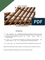 Diseño de Estructura Con Madera
