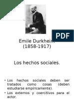 Durkheim Marx Weber