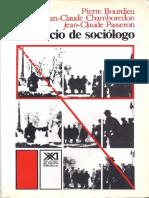 1 Bourdieu El Oficio Del Sociólogo Intro