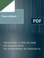 Caso Clínico Tuberculosis