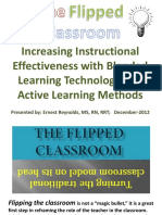 The Flipped Classroom PPS Presentation