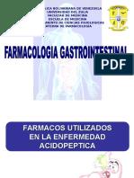 Gastrointestinal Primera Parte. Dra de Freitas