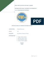Finanzas Para El Comercio Internacional