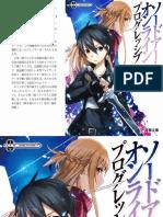 Sword Art Online Progressive 01 en Español
