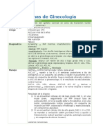 Temas de Ginecología