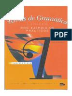 Temas de Gramatica, Moreno Concha, Sociedad General Española de Libreria