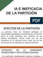 6-Eficacia e Ineficacia de La Particion
