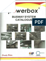 Powerbox Busway Catalog
