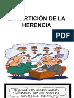 5-LA PARTICIÓN DE LA HERENCIA.pptx