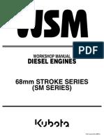 Kubota Engine Service Manual