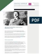 ¿Qué dijo Freud de Hitler cuando éste era solamente un niño_.pdf