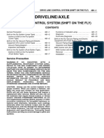 SOF Control System