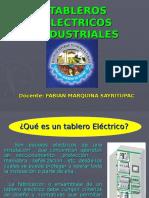 TABLEROS ELECTRICOS EXPOSICION  LUNES.ppt