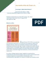 Espinosa Arciniega,E.; Bonfil Olivera,M.- Hijos del azar. Reseña crítica de El azar y la necesidad.pdf