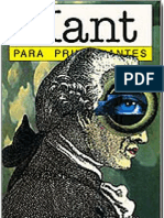 Kant Para Principiantes