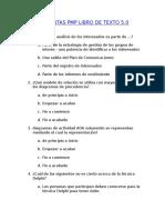 Preguntas Pmp Libro de Texto 5