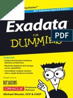 Exadata for Dummies