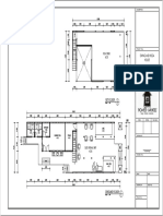 Plan Ground and 1st Floor-model