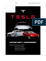 CDMV Opportunity Assessment A1694925 Team TESLA