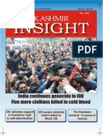 Kashmir Insight May2016