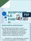 Responsible Parenthood 2