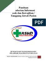 SPO Asesmen Info Px Rawat Inap Ok