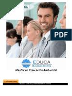 Master Educacion Ambiental