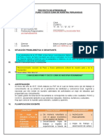 Proyecto de Aprendizaje Cusco