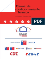 Manual Reacondicionamiento Termico de Viviendas CDT 2016