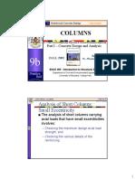 Procedure in Column