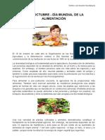 16 DE OCTUBRE dia mundial de la alimentacion.docx