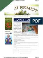 Albert Rami Remedio Naturales Lacontra