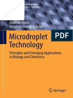 Microdroplet Technology - Principles and Emerging Applications in Biology and Chemistry - Philip Day Et Al. (Springer, 2012)