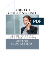 002. eBook Correct Your English Learn to Speak More Like a Native