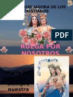 La Peregrina_Maria Auxiliadora