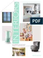 Interiors Supplement, Issue 959