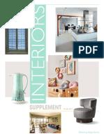 Interiors Supplement, Issue 959
