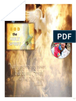 Holy Spirit is God by Ch. Jamkhokai Mate