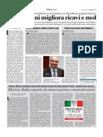 2016, Luglio - Milano Finanza