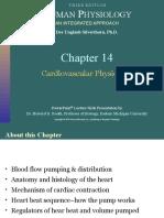 Chapter 14 Cardiology human cardiovascular system