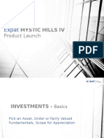Product Launch - Mystic Hills IV