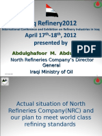Iraq Refinery 2.ppt